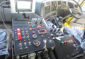 特殊車輌電子制御装置