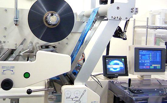 印字検査カメラ